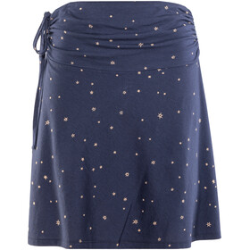 Patagonia W's Lithia Skirt Mica Pop: Classic Navy/Rosewater